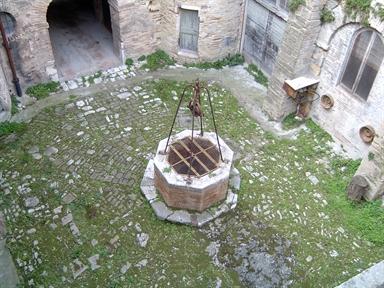 Giardino di Palazzo Mancinforte Serafini