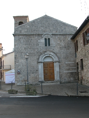 Chiesa di san Francesco, capoluogo, Pioraco, MC - Fonte orale: Religiosa, Ciclo dell´anno