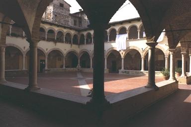 Convento di S. Matteo apostolo e S. Antonio abate