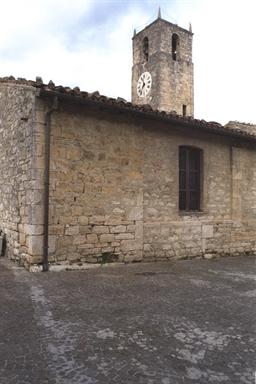 Campanile della Chiesa di S. Lorenzo