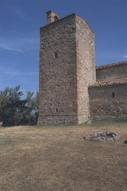 Campanile della Chiesa di S. Angelo in Montespino
