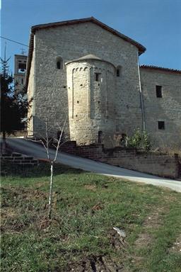 Chiesa di S. Stefano in Marsia