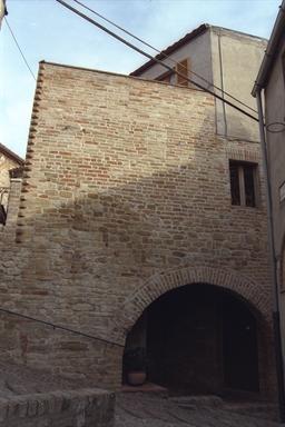Casa canonica della Chiesa di S. Maria di Viminato