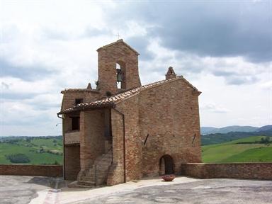 Porta del Castello di Loretello