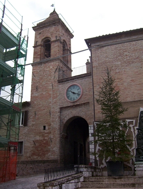 Porta S. Barbara