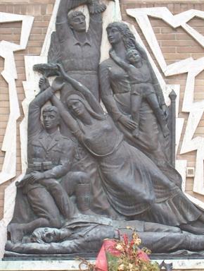 Monumeto ai caduti della seconda guerra mondiale