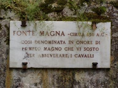 Fonte Magna