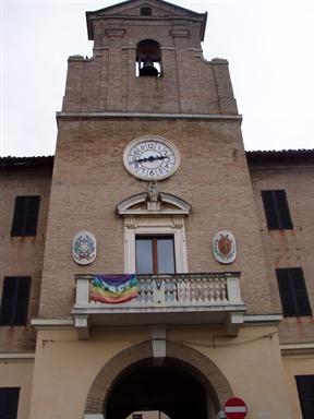 Porta castellana