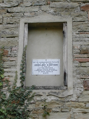 Magazzino di Palazzo Vallemani
