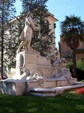 Monumento a G. B. Pergolesi