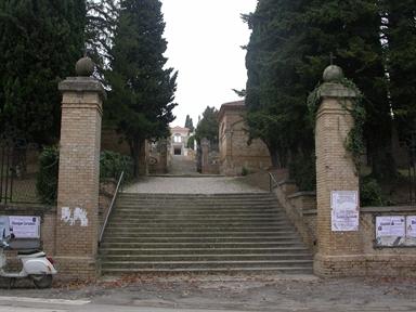 Scalinata del Cimitero