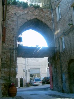 Porta urbica di Porto San Giorgio