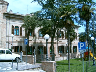 "Scuola materna ""Regina Margherita"""