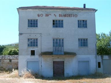 Ampliamento del Molino S. Benedetto