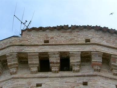 Torrione delle Mura urbiche di Sant