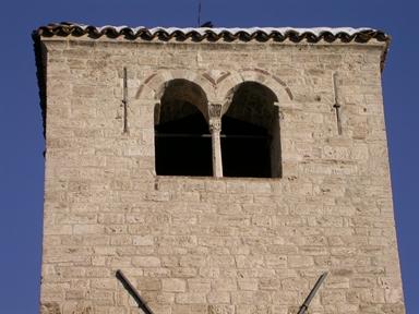 Campanile della Chiesa dei Ss. Vincenzo e Anastasi