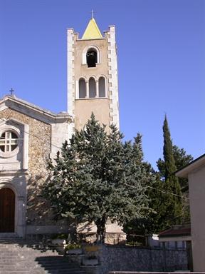 Campanile della Chiesa di S. Severino