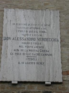 Campanile di S. Pio V