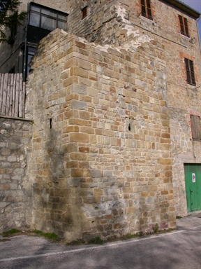 Torre delle Mura castellane