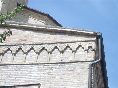 Sacrestia del Convento di S. Francesco