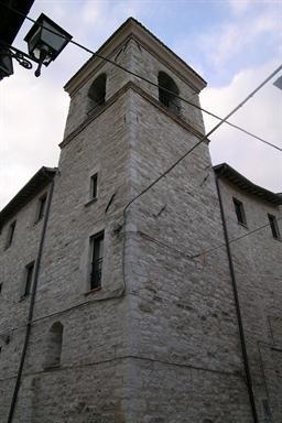 Campanile della Chiesa di S. Lucia