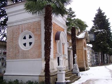 Cimitero comunale di Loro Piceno