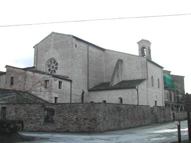 Chiesa di S. Maria di Chiaravalle di Fiastra