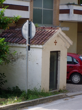 Edicola del Sacro Cuore