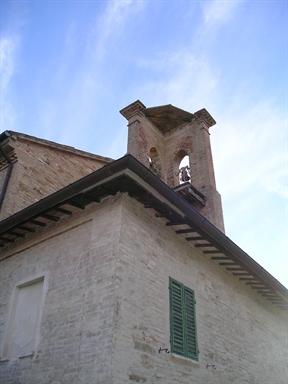 Chiesa di S. Giovanni Battista in Crocicchio