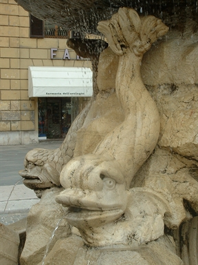 Fontana dei Quattro Cavalli