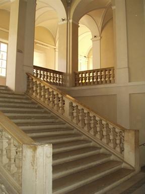 Interno del Palazzo dei Conventuali