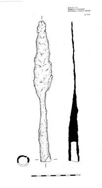 punta di lancia