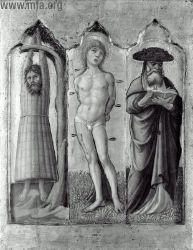 San Vittorino, San Sebastiano, San Girolamo, San Lorenzo, San Gregorio e Santo Vescovo (o Sant