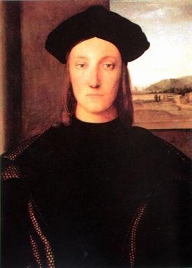 Ritratto di Guidubaldo da Montefeltro
