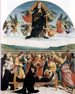 transito e Assunzione della Madonna