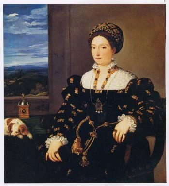 Ritratto di Eleonora Gonzaga