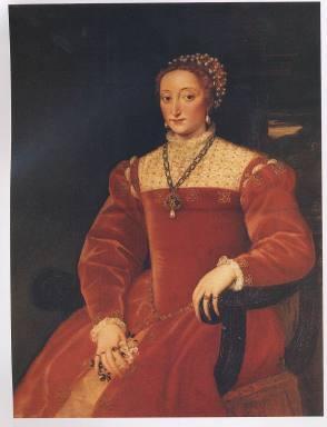 Ritratto di Giulia da Varano Della Rovere