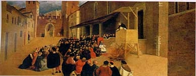 miracolo di San Pietro martire