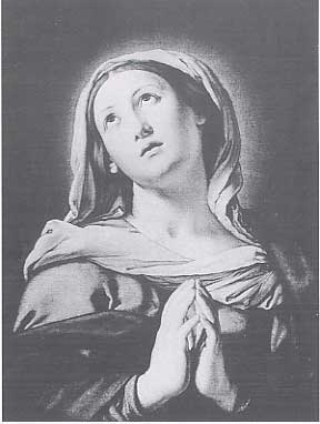 Madonna orante