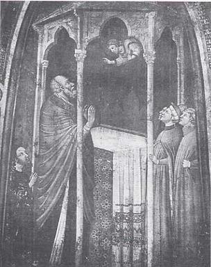 Annuncio a San Zaccaria