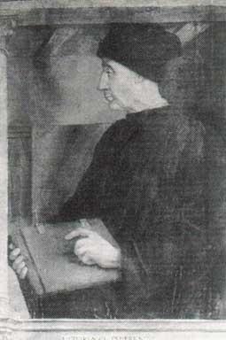Ritratto di Vittorino da Feltre