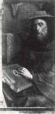Ritratto del cardinale Bessarione