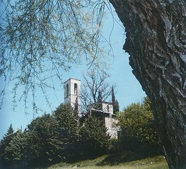 Abbazia di Santa Maria di Rio Sacro