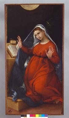 Vergine annunciata