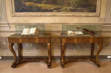 Violino e manoscritti
