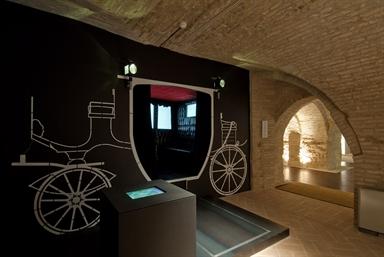 La carrozza per il viaggio virtuale