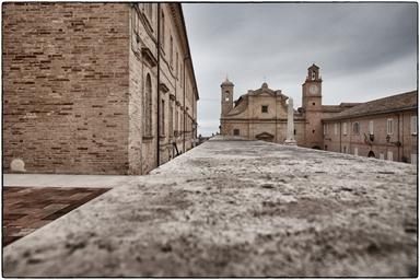 Scorcio della Chiesa di S. Filippo Neri