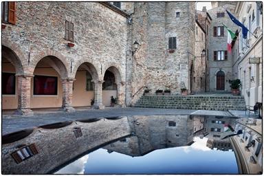 Portico gotico