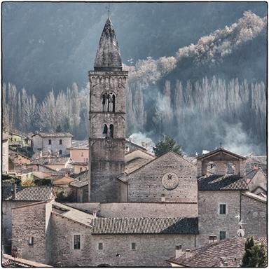 Campanile della Chiesa di S. Maria della Pieve