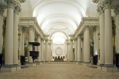 Chiesa di San Domenico, sede della Pinacoteca